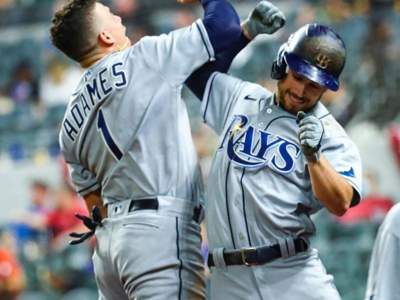 Se empató la Serie Mundial; Rays 6-4 Dodgers