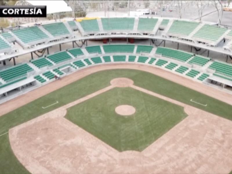Ya está terminado nuevo estadio de béisbol