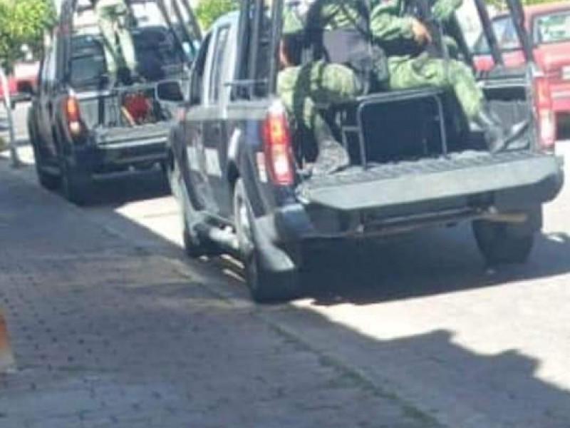 Se enfrentan grupos delictivos en Jerez, un muerto
