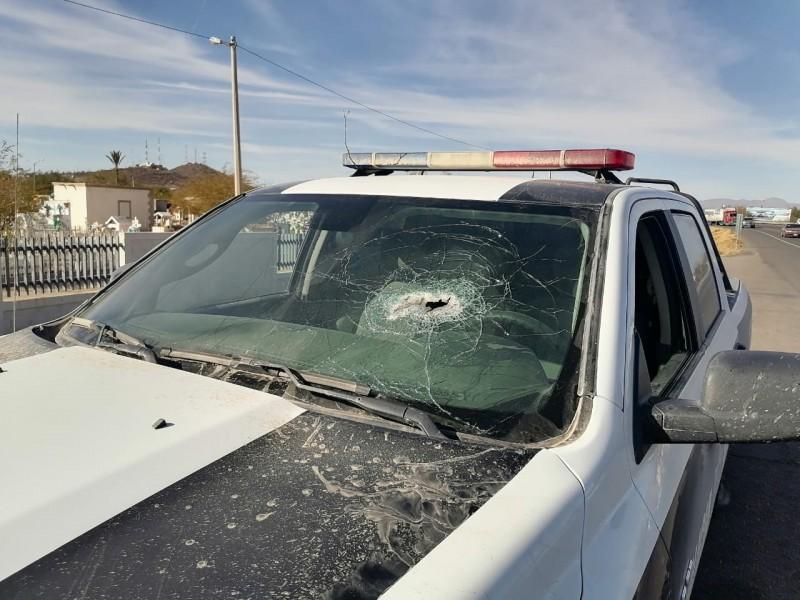 Se enfrentan sicarios y policías en Caborca