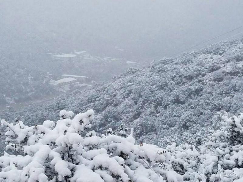 Se espera Séptima Tormenta Invernal en Sonora
