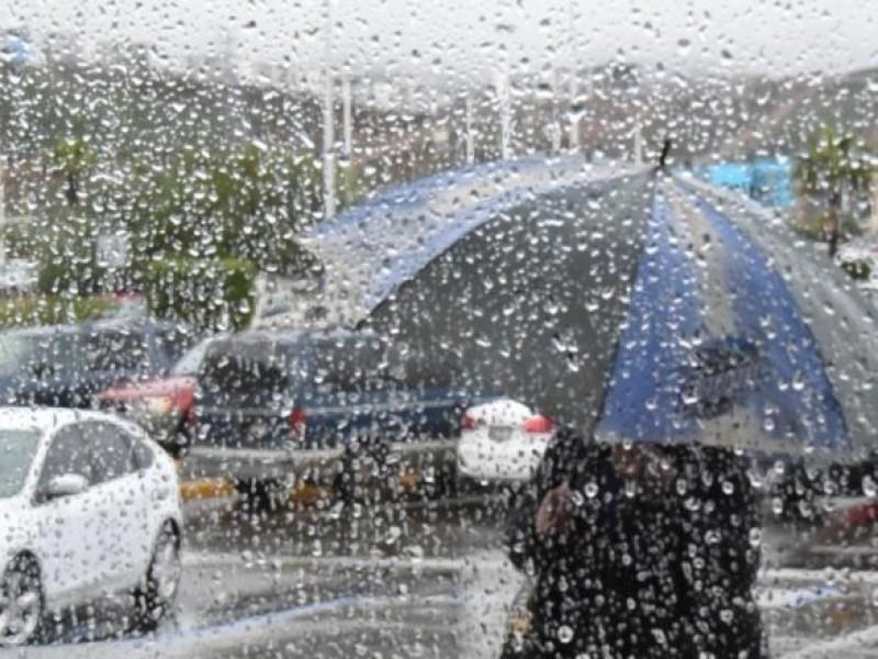 Se esperan lluvias fuertes en gran parte de México