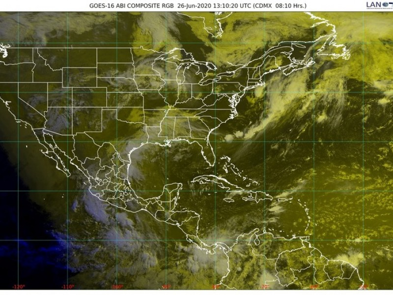 Se esperan lluvias intensas para Veracruz