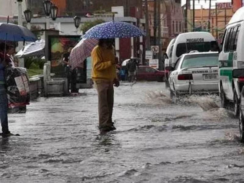 Se esperan lluvias torrenciales en 5 estados: SMN