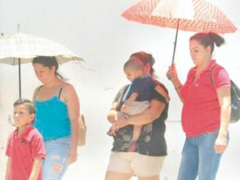 Se esperan temperaturas mininas de 29 grados para Guaymas
