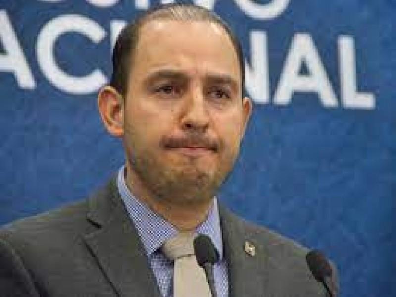 Se están dando pasos que llevarían a dictadura: Marko Cortés
