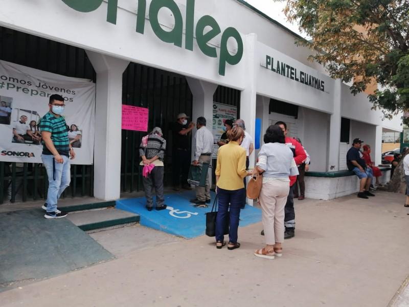 Se extiende vacunación de segunda dosis en Guaymas