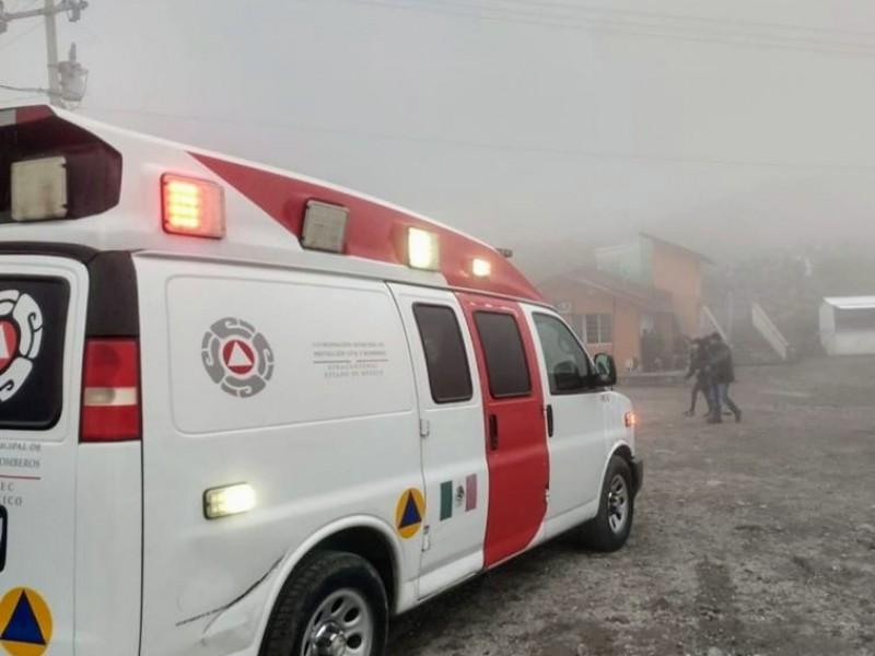 Se extravían 25 personas en Nevado de Toluca