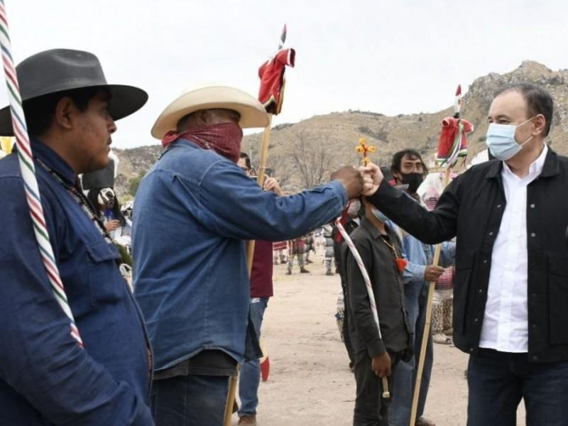 Se firma compromiso histórico con Pueblos Yaquis
