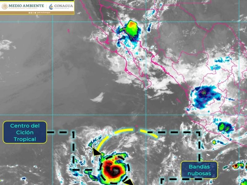 Se forma Depresión Tropical