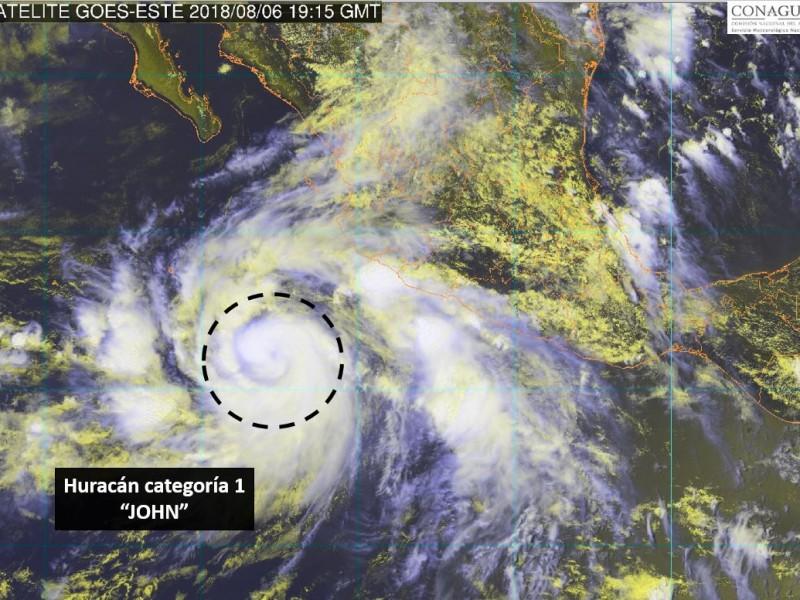 Se forma el huracán