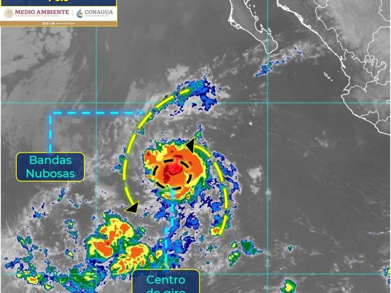 Se forma la Tormenta Tropical