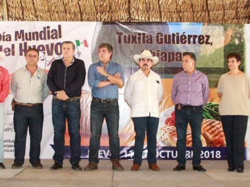 Se fortalece actividad avícola en Chiapas