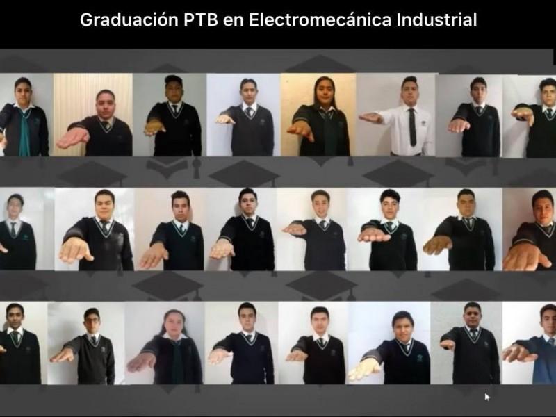 Se gradúan 317 nuevos profesionales técnicos del CONALEP Querétaro