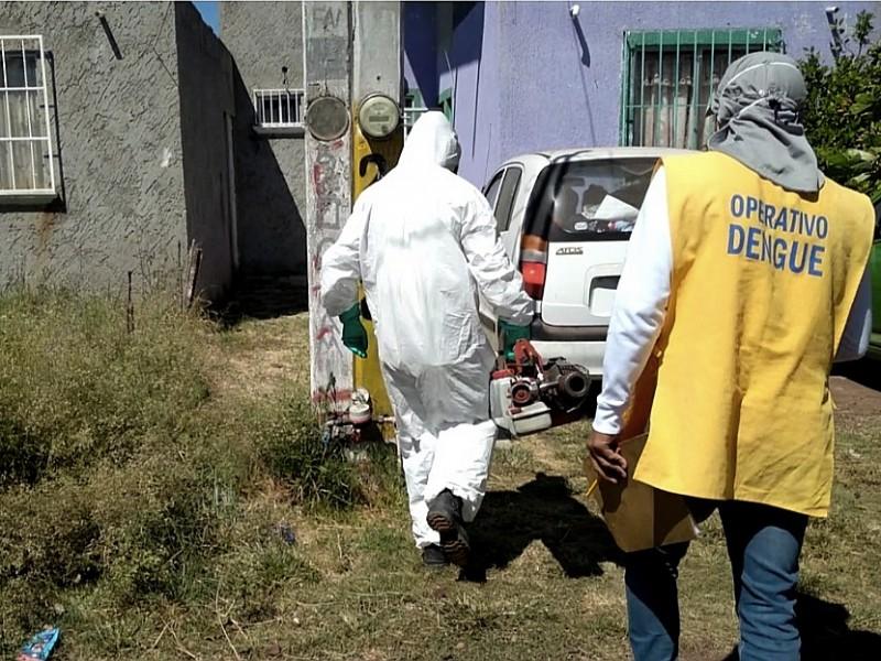 Se han detectado 66 casos sospechosos de Dengue