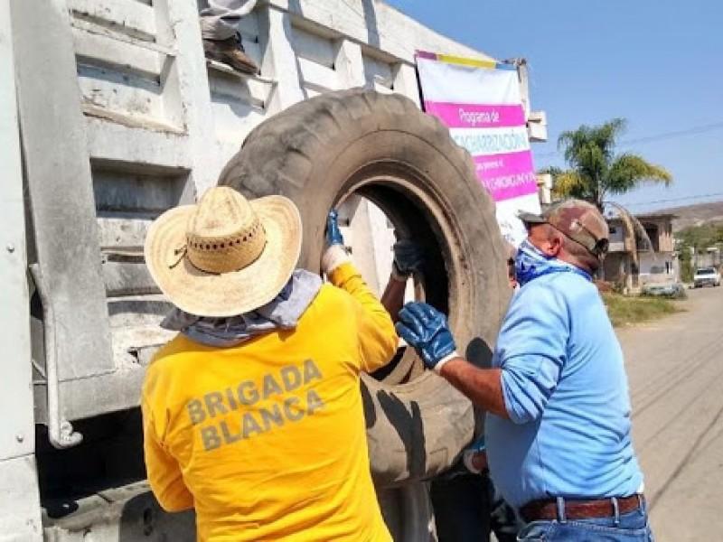 Se han recolectado 300 toneladas de cacharros en Tepic