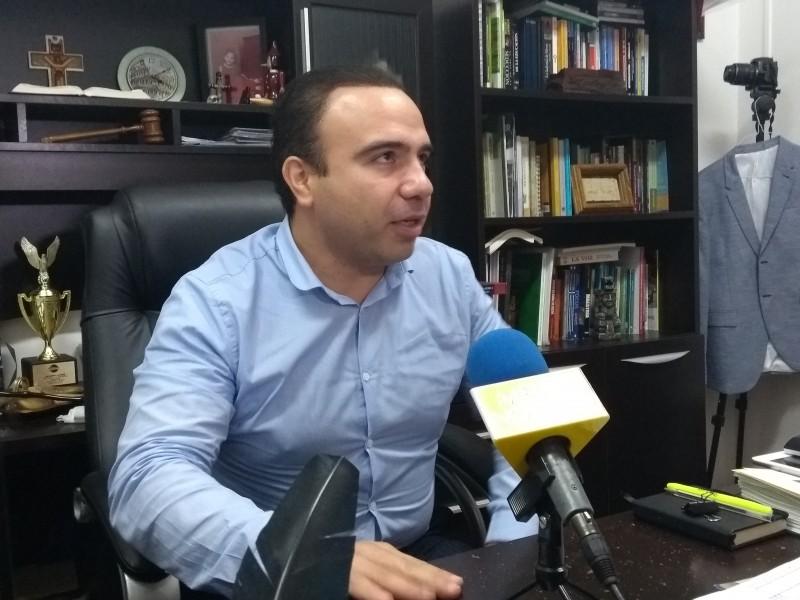 Se impugnará elección de fiscal: Jeremías Zúñiga