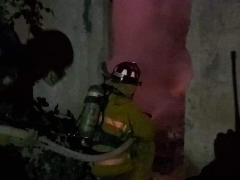 Se incendia domicilio en Ezequiel Montes
