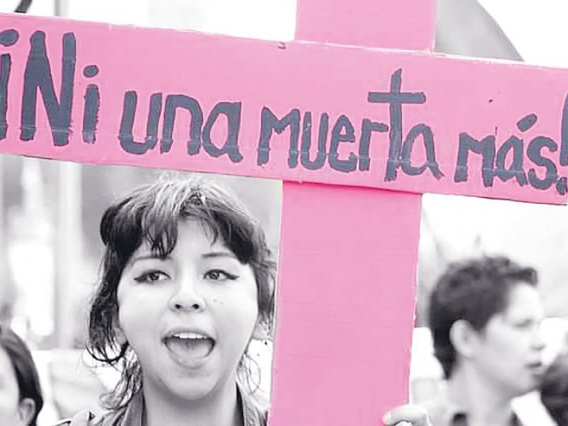 Se incrementa indice de feminicidios en Chiapas