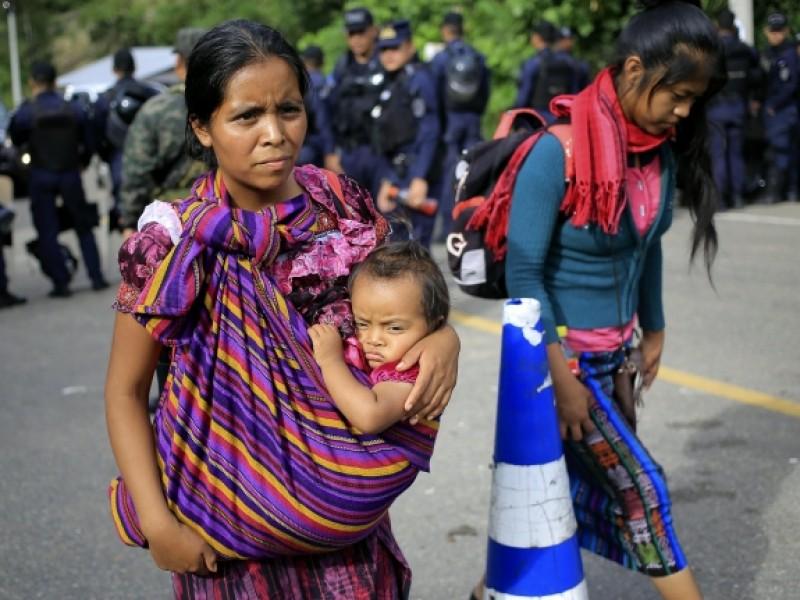 Se incrementa número de niños migrantes