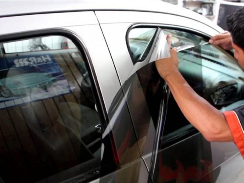 Se incrementan denuncias de infracción por vidrios polarizados en Tepic