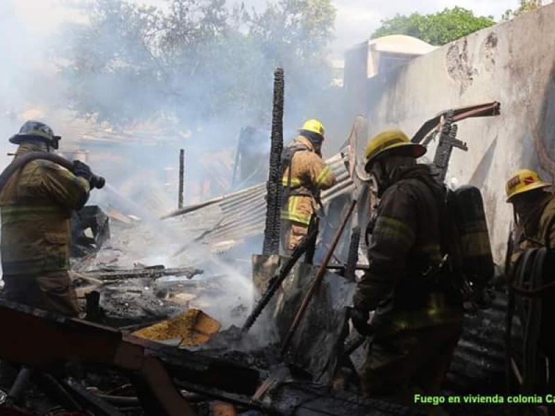 Se incrementan incendios en Cajeme