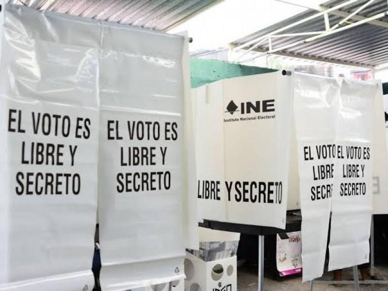 Se instalarán 537 casillas en el Distrito Electoral 05