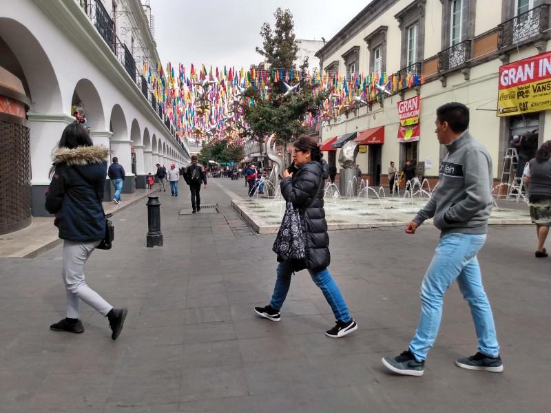 Se intensifica el frío en la capital mexiquense