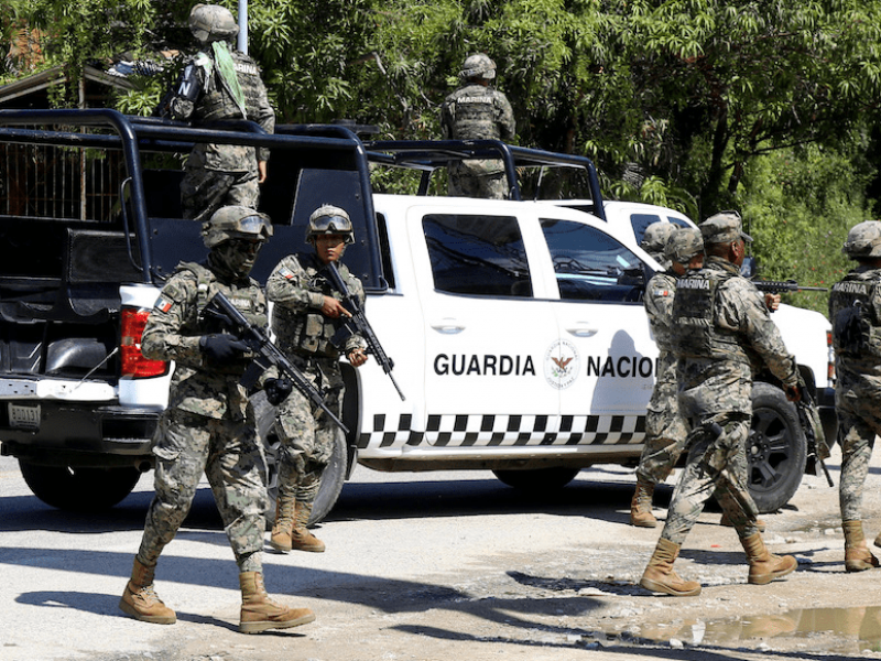 Se intensifica violencia  tras llegada de Guardia Nacional