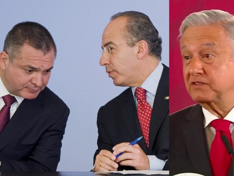Se investigará a colaboradores de García Luna: AMLO
