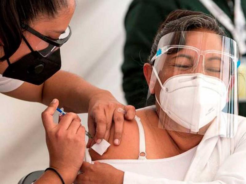 Se lleva a cabo la vacunación para niños con comorbilidad