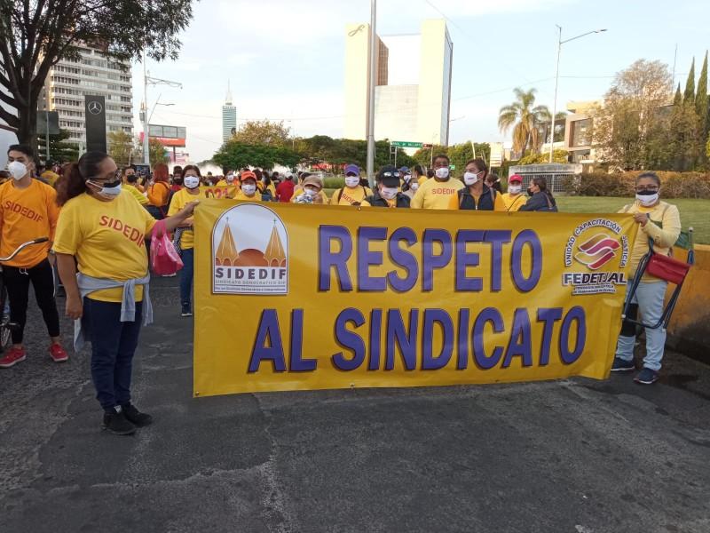 Se manifiesta SideDIF por despidos injustificados