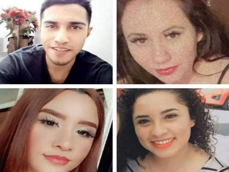 Se manifiestan por cuatro jóvenes desaparecidos en la Echeverría