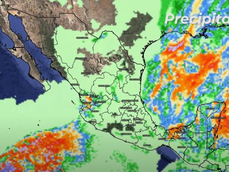 Se mantendrán lluvias en Nayarit hasta el sábado