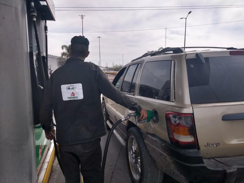 Se mantiene abasto de gasolina en Gómez Palacio