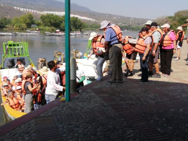 Se mantiene abierta la navegación en Chiapa