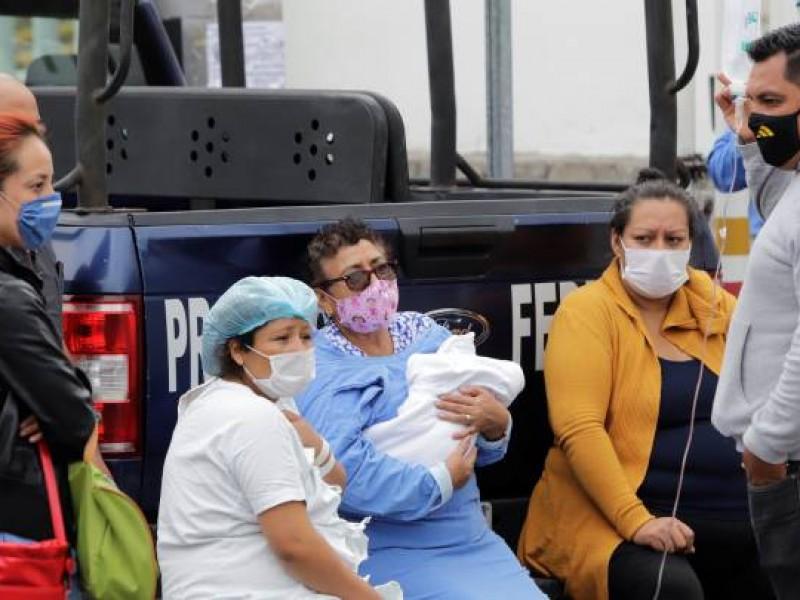 Se mantiene cifra elevada de contagios en Nayarit