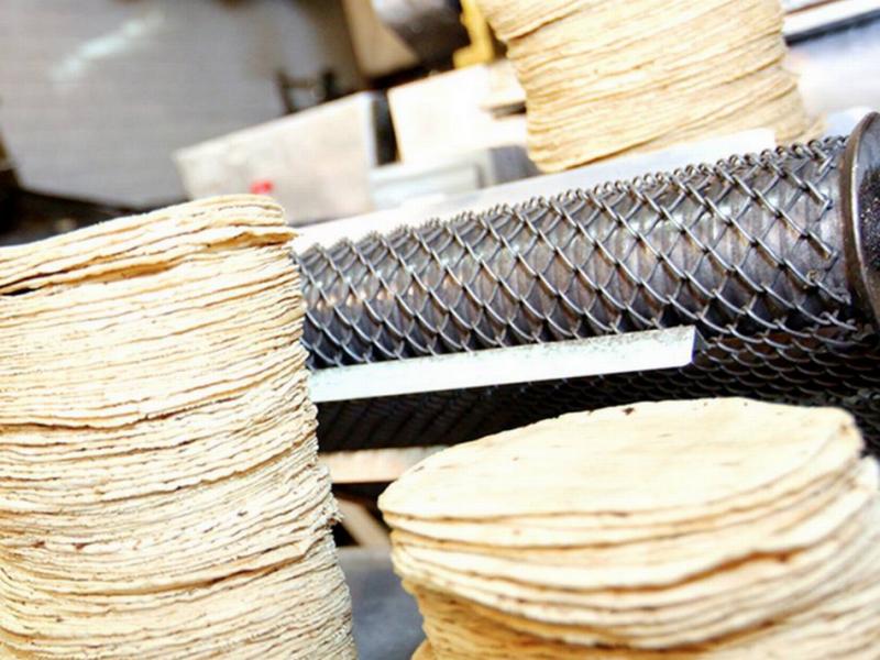 Se mantiene venta de tortillas pese a COVID-19