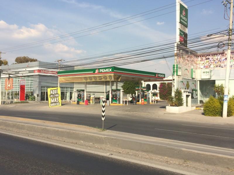 Se mantienen 70% de gasolineras abiertas