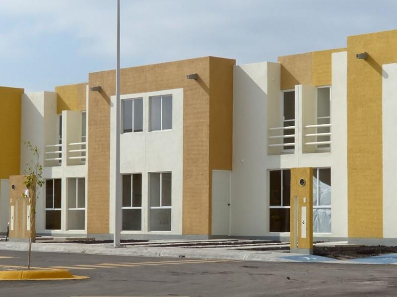 Se mantienen este año construcción de casas nuevas en Sonora