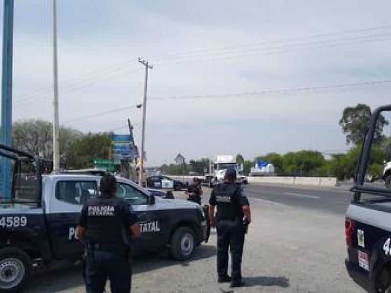 Se mantienen operativos en fronteras con Guanajuato