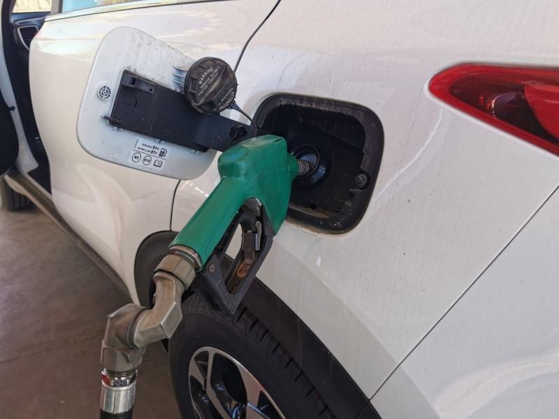 Se mantienen precios en Gasolineras