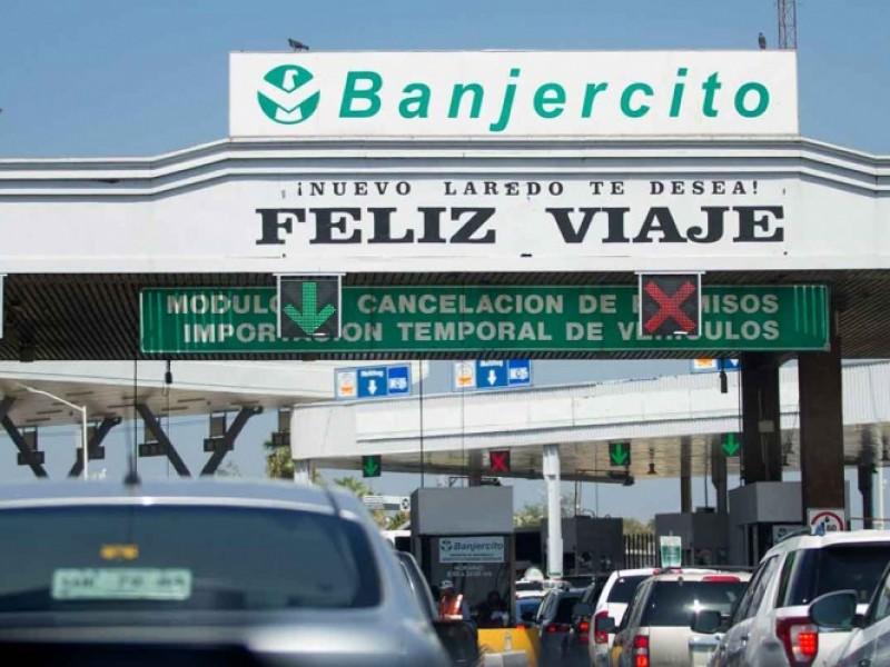 Se mantienen restricciones en frontera, sólo viajes esenciales