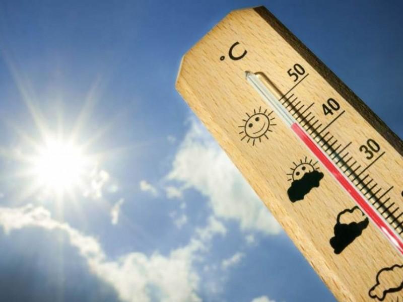 Se mantienen temperaturas altas en la región