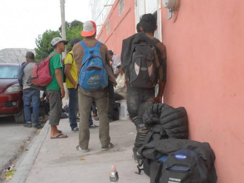 Se multiplica flujo migratorio en Torreón y Coahuila