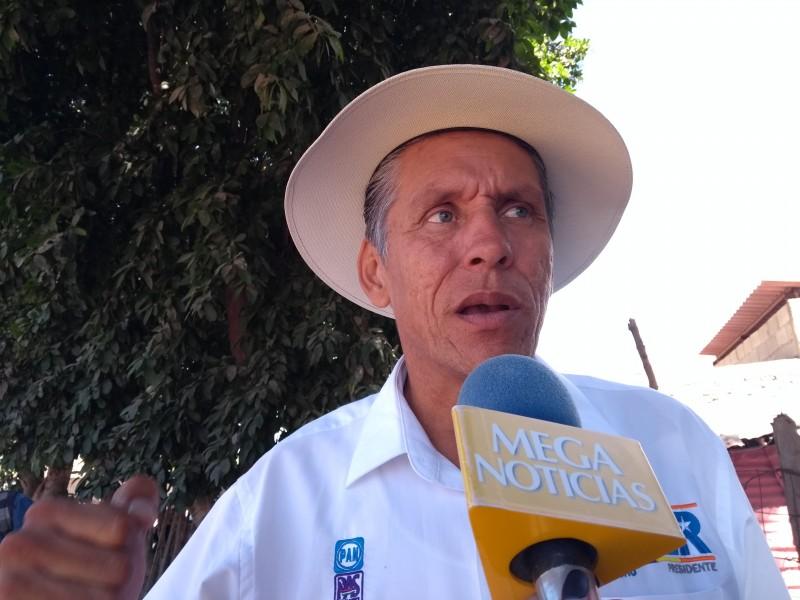 Candidato de Ahome pide combatir corrupción
