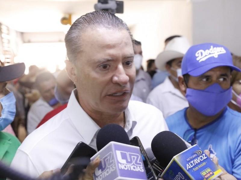Se niega Quirino a cerrar estadios como lo hizo Sonora