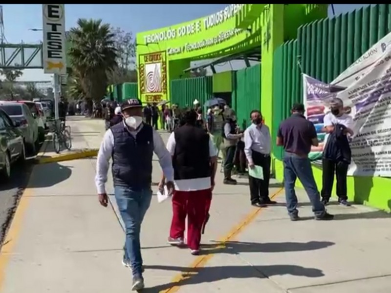 Se normaliza esquema de vacunación en Ecatepec