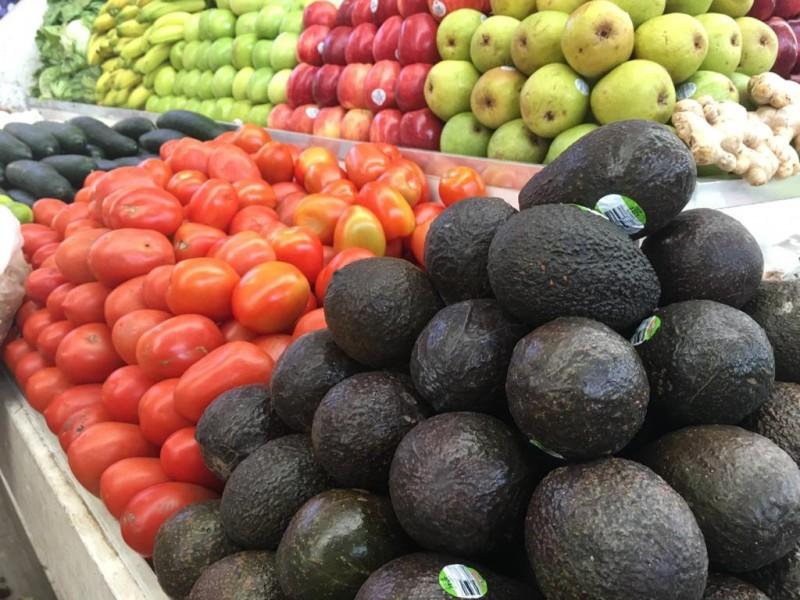 Se normalizan precios de canasta básica a excepción del aguacate