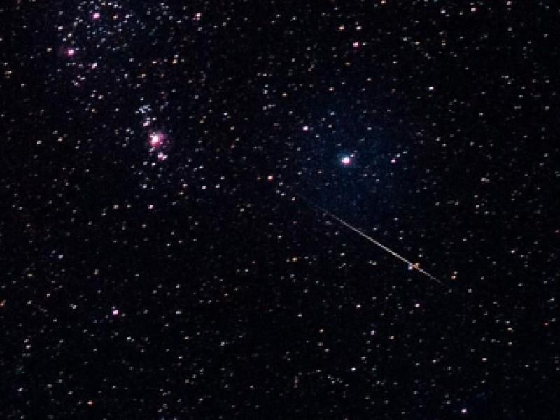 Se observará lluvia de meteoros en Puebla